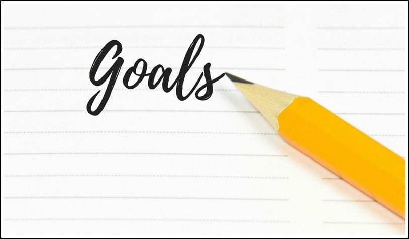 setting goals for a healthier lifestyle