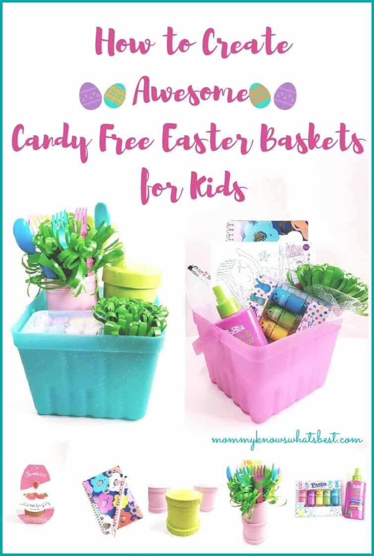 How to create an awesome candy free easter baskets for kids how to create awesome candy free easter baskets for kids negle Choice Image