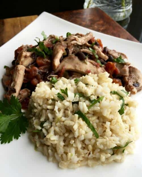 Cilantro Lime Mexican Rice Recipe