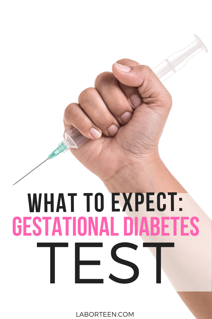 gestational diabetes test