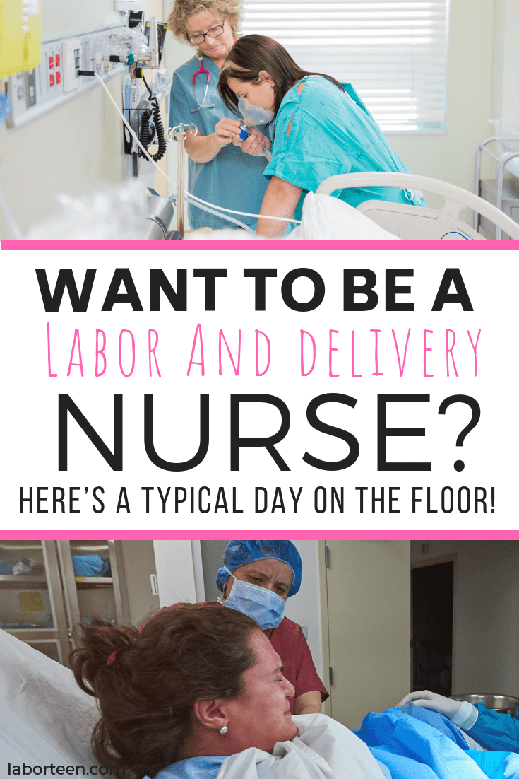 Labor and delivery nurse skills