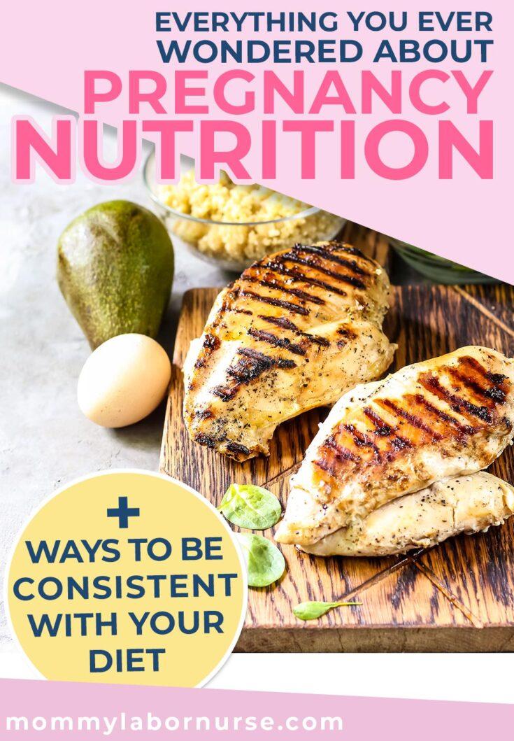 pregnancy nutrition book pinterest pin