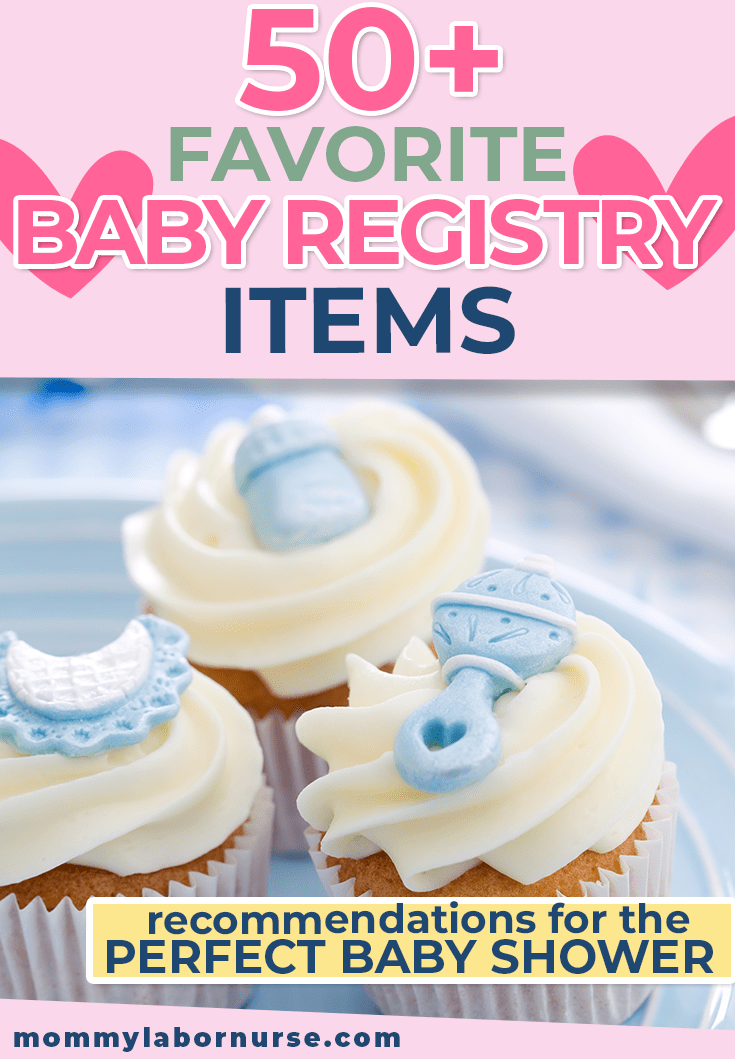 favorite baby registry items