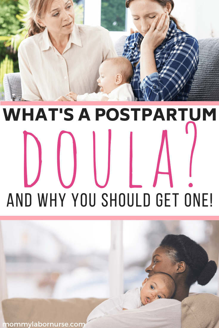 postpartum doula, Why Hire a Postpartum Doula? It Could be the Best Decision EVER!