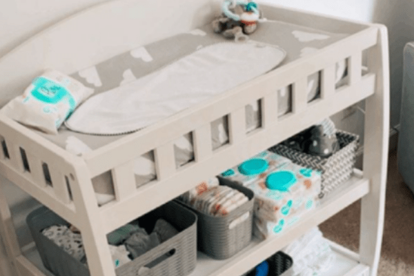 Fun and Affordable Small Nursery Ideas + Gender Neutral Nursery Tips