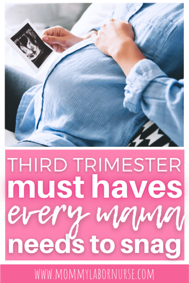 third trimester must haves, 16 Third Trimester Must Haves Every Mama Needs for Comfort and Relief!