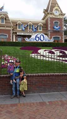 The Calderon's take DISNEYLAND 2015!! #HappyBirthdayPrincessEmery