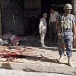 Triple Bombings in Baghdad