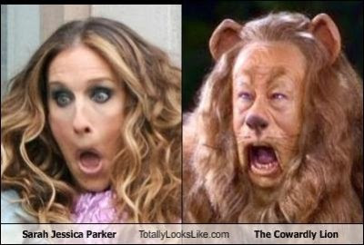 Celebrities and their look alikes