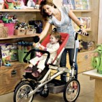 The Taga: the cool stroller-bike