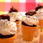Recipe for the week: Brownie Cream Cone