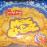 """New """"Lucky Me Mac & Cheez"""""""