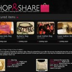 Shop and Share!
