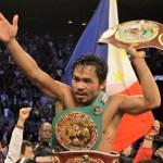Pacquaio wins his 7th World title