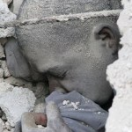 My friend is one of the victims in Haiti! OMG!!!