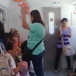 My first time experience with the new train of PNR