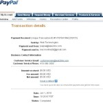 Proof of Payment: Ask2Link (May2010) and Adgitize