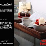 Do you want to see the First Ice Cream and Chocolate Show?