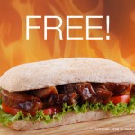 FREE Delifrance new Chicken Bourbon Sandwich!