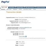 Proof of Payment from Ask2Link (July and August 2010)