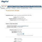 Proof of Payment from Ask2Link (September 2010)