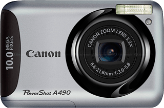 Point & Shoot Cam below 5 thousand pesos!