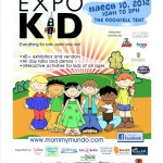 Mommy Mundo Expo Kid on March 10 at the Rockwell Tent