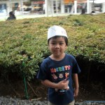 The Kid with the Krispy Kreme Hat!
