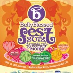 Expectant moms join Belly Blessed Fest 2012