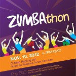 Join ZUMBAthon and help SPED Kids of Manila