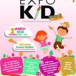Mommy Mundo's Expo Kid 2013