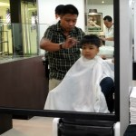 The haircut dilemma of my son!