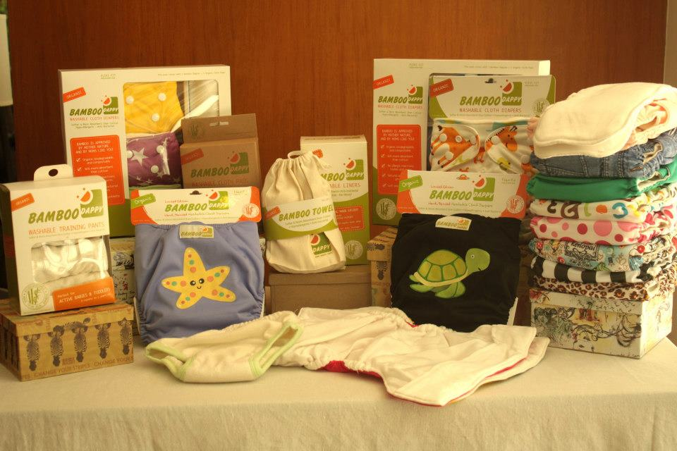 Bamboo Dappy Diapers: An eco-friendly alternative
