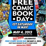 Fully Booked: Free Comic Book Day 2013!