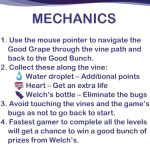 Play Welch's Trail the Bunch game and win PS3
