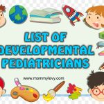 List of Developmental Pediatricians