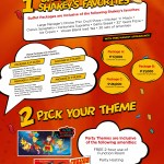Shakey's Kids Party Package