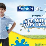Enfakid A+ and Disney's Art Attack presents See What They Learn