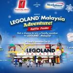 Let's go to Legoland Malaysia!