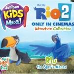 Jollibee Kids Meal: Rio 2