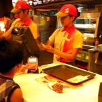Teach kids how to handle their expenses and buy their own meal