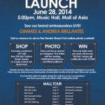 Join SM Kids' Fashion Denim Day Launch