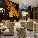Acacia Hotel: Experience Global Cuisine at The Lobby