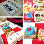 Simple 7th Birthday Celebration of Ren