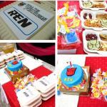 Simple 7th Birthday Celebration of Ren