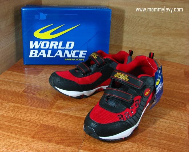 #OOTD: World Balance Shoes