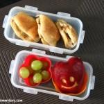 Simple Baon Ideas (Pandesal, Barbeque and Spaghetti)