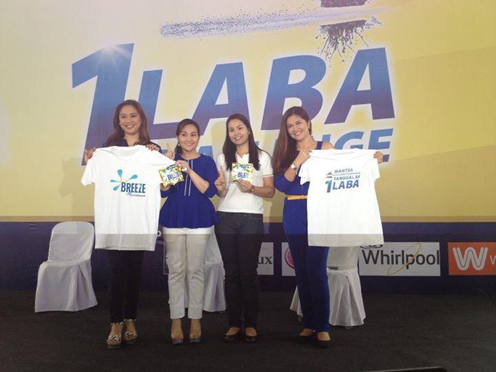 Breeze 1 Laba Day Event