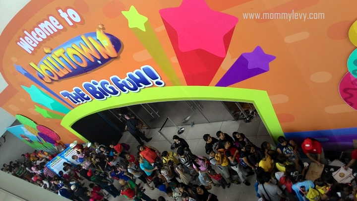 A Jolly day at Jollitown The Big Fun Event