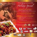 Dona Elena Cuisinera Club Event Invite + Giveaway